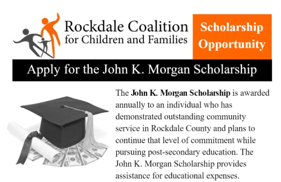 Scholarship Applications Due Jan 31